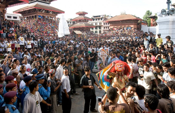 Nepal's 5 Monsoon Season Festivals