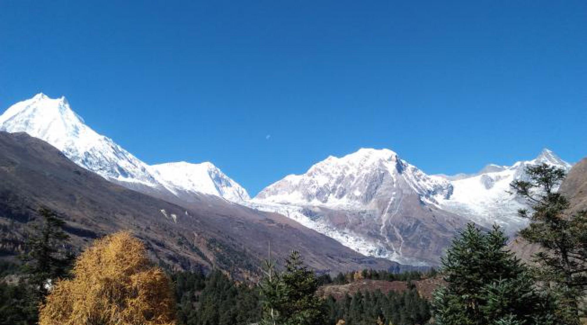 Tsum Valley and Manaslu Trek