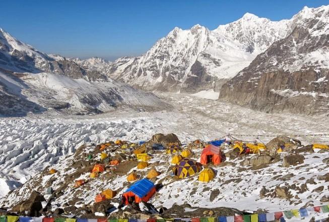 Kangchenjunga Base Camp